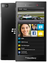 BlackBerry Leap - Full phone specifications