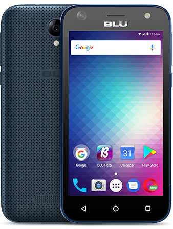 BLU Studio G3 - Full phone specifications
