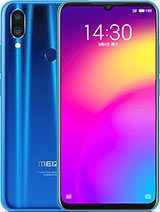 Meizu Note 9 - Full phone specifications