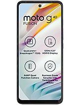 How to unlock Motorola Moto G40 Fusion For Free