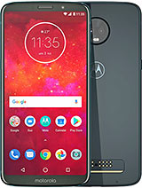 Motorola Moto Z3 MORE PICTURES