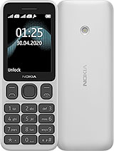 How to unlock Nokia 125 For Free