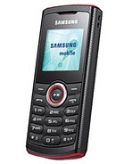 Samsung E2120 MORE PICTURES