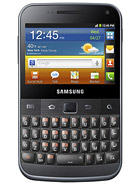 Samsung Galaxy M Pro B7800 MORE PICTURES