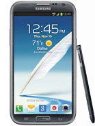 Samsung Galaxy Note II CDMA MORE PICTURES