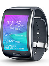 Samsung Gear S MORE PICTURES