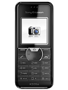 Sony Ericsson K205 MORE PICTURES