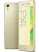 Sony Xperia X MORE PICTURES