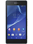 Sony Xperia Z2a MORE PICTURES