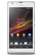 Sony Xperia SP MORE PICTURES