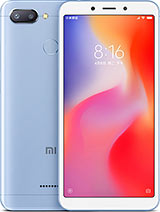 Xiaomi Redmi 6 MORE PICTURES