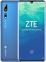 ZTE Axon 10 Pro 5G - Full phone specifications
