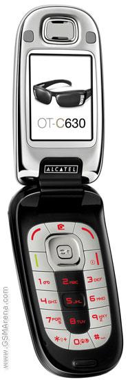 alcatel OT-C630