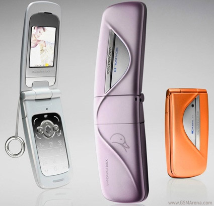 alcatel Mandarina Duck Moon