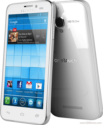 alcatel One Touch Snap pictures, official photos