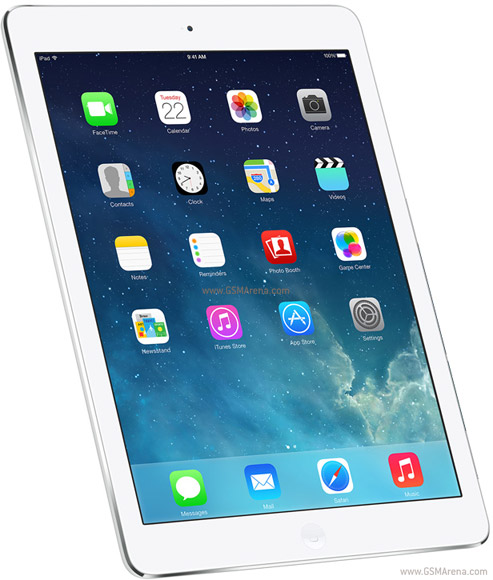 Apple iPad Air pictures, official photos