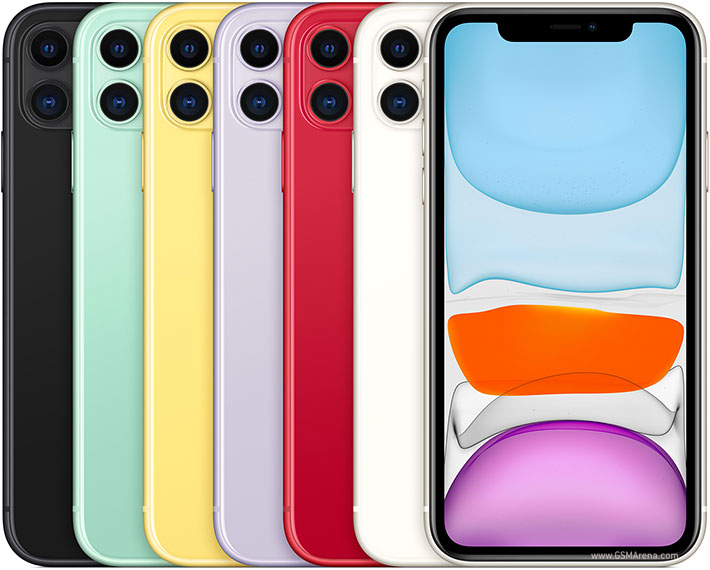 Apple iPhone 11 pictures, official photos