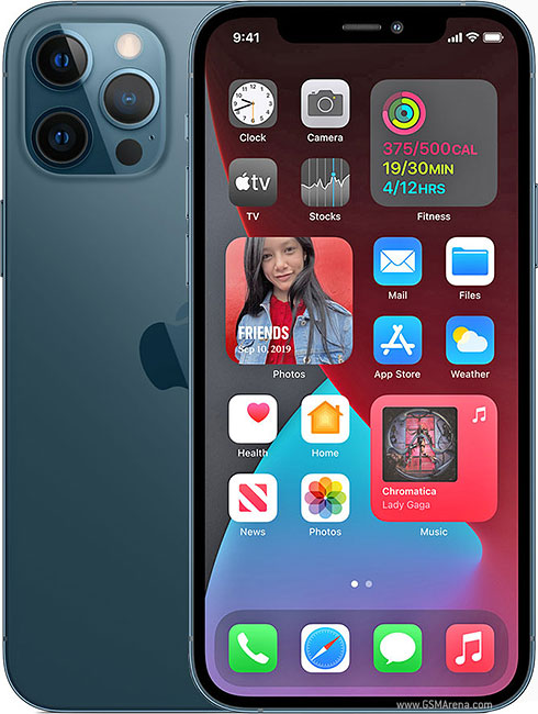 Apple Iphone 12 Pro Max Pictures Official Photos
