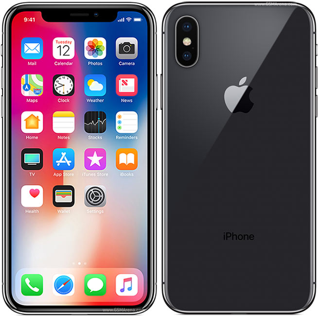 Apple iPhone X pictures, official photos