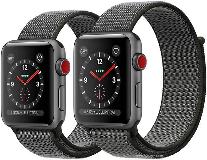 Apple Watch Series 3 Aluminum