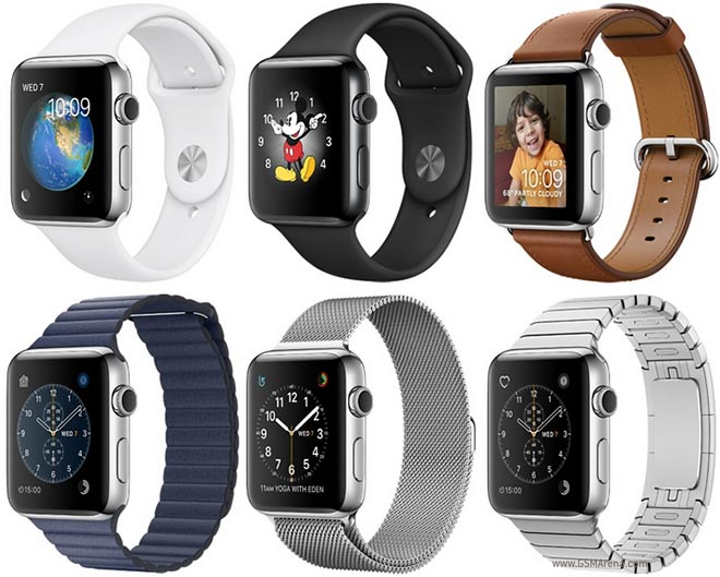 Apple Watch Series 2 42mm Pictures Official Photos