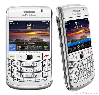 BlackBerry Bold 9780 pictures, official photos