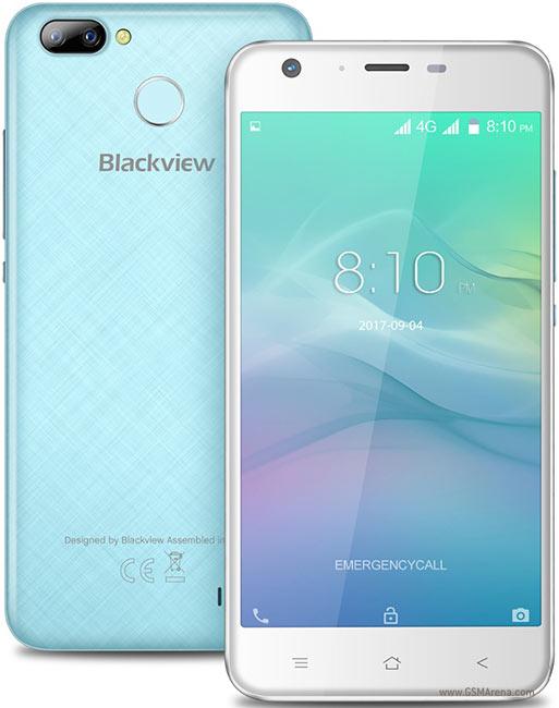 Blackview A7 Pro pictures, official photos