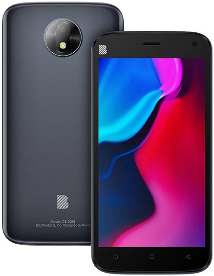 Blu C5 2019 Pictures Official Photos