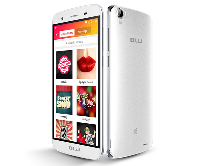 BLU Dash X Plus LTE