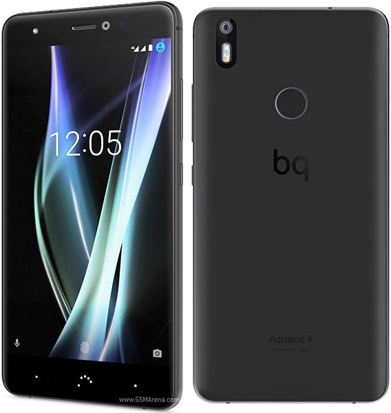 BQ Aquaris X pictures, official photos
