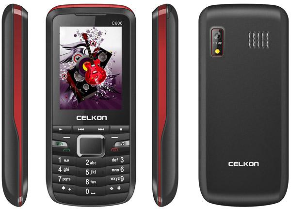 Celkon C606