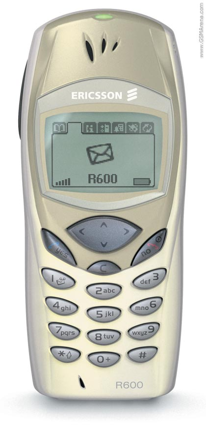 Ericsson R600