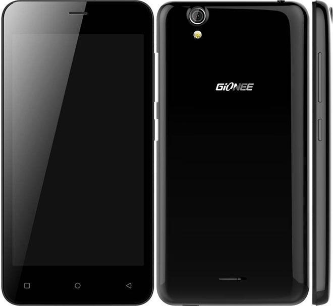 buy popular f142d 3d001 Gionee P5 Mini pictures, official photos