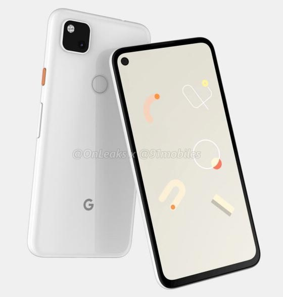 google pixel 4a r1