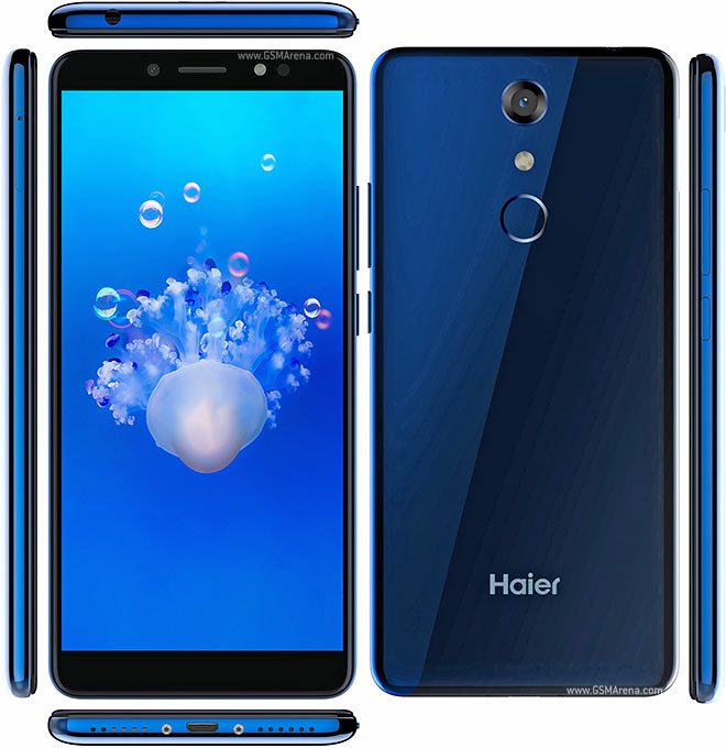 Haier I6 pictures, official photos