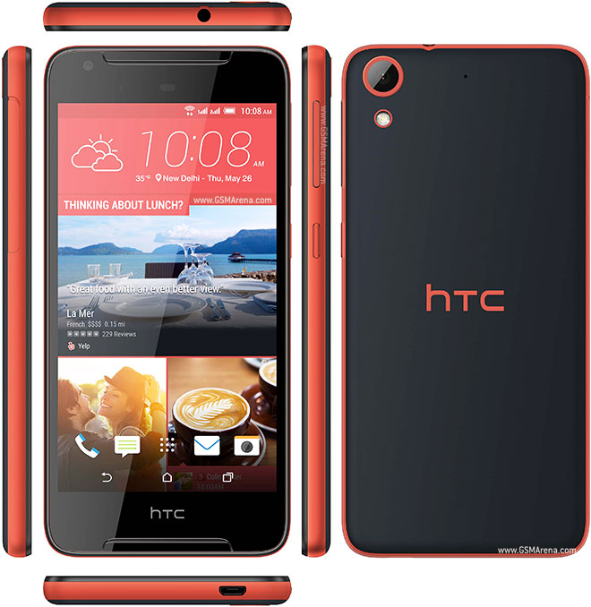 promo code 4e2f1 22c0a HTC Desire 628 pictures, official photos