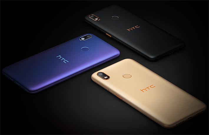 HTC Wildfire E1