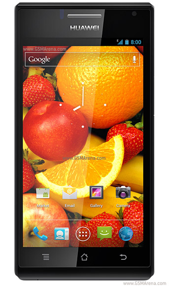 Huawei Ascend P1 pictures, official photos