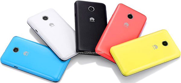Huawei Ascend Y330 pictures, official photos