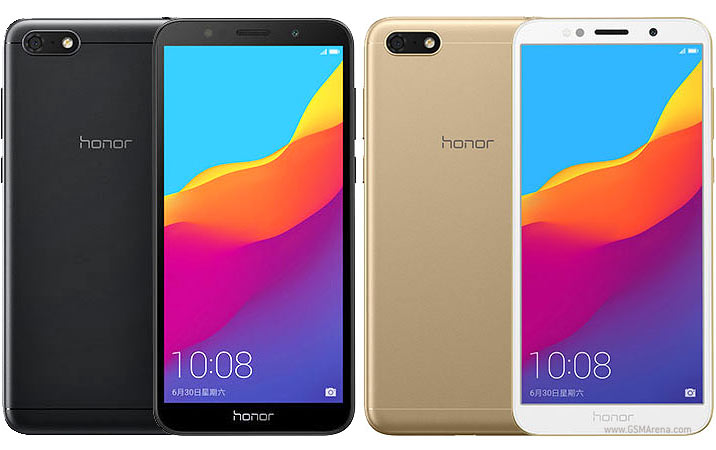 Honor 7S pictures, official photos