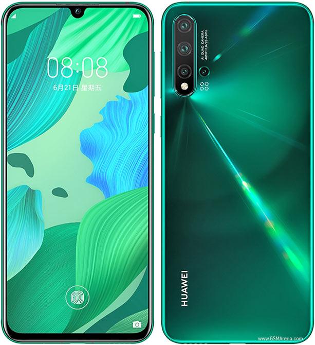 Huawei Nova 5 Pro Pictures Official Photos