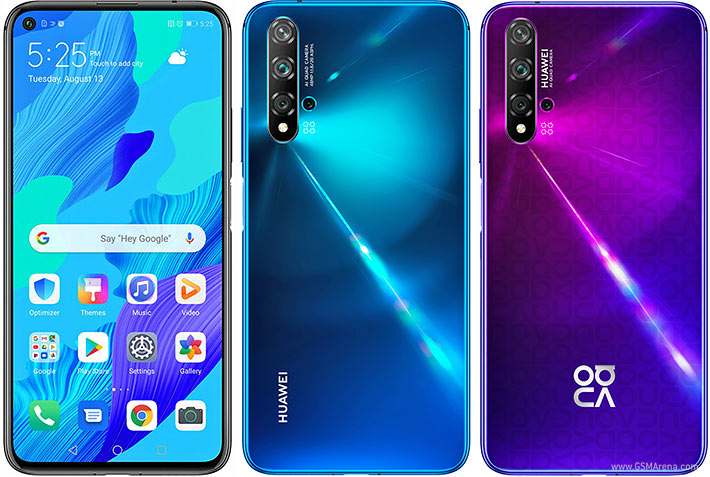 Image result for Huawei Nova 5T