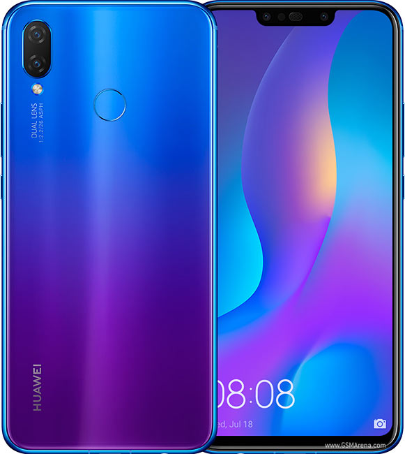Huawei nova 3i pictures, official photos
