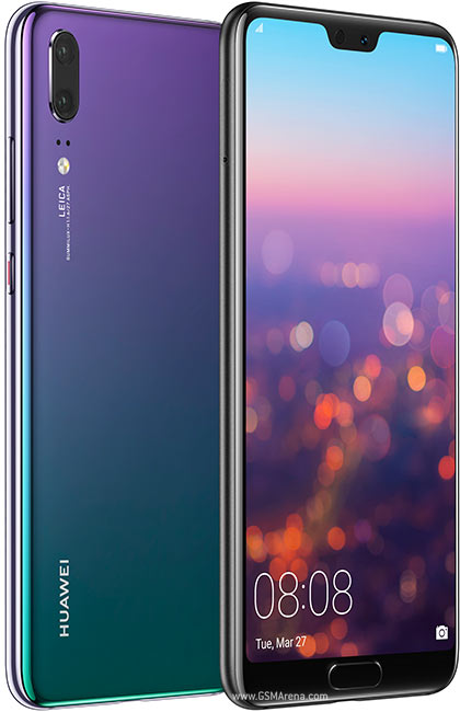 Huawei P20 pictures, official photos