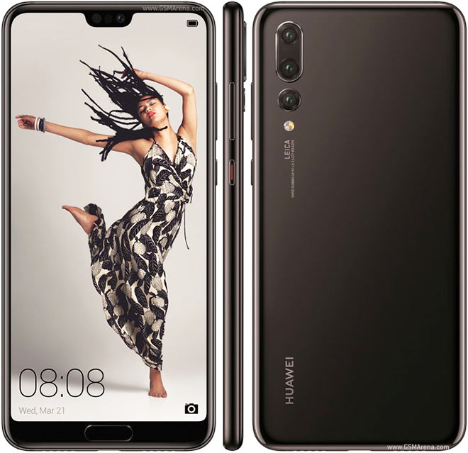Huawei P20 Pro pictures, official photos