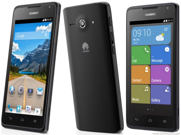 Huawei Ascend Y530 pictures, official photos