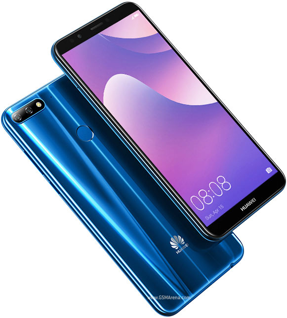 Huawei Y7 Prime (2018) pictures, official photos