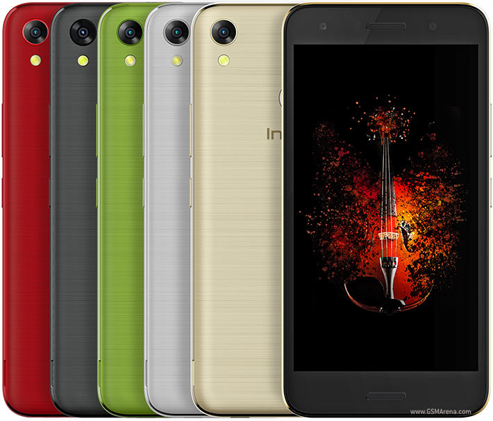 Infinix Hot 5 Lite pictures, official photos