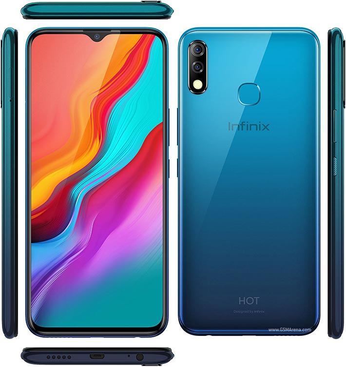 Infinix Hot 8 Lite Smartphone