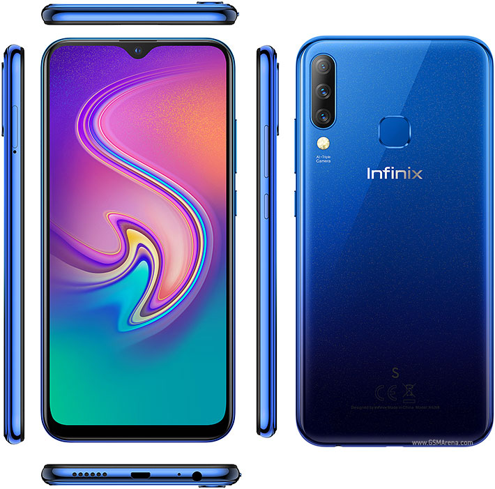 Infinix S4 pictures, official photos